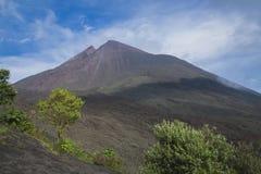 Ηφαίστειο στη Γουατεμάλα Στοκ Φωτογραφία