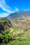 Ηφαίστειο της Σάντα Μαρία - ενεργά ηφαίστεια στις ορεινές περιοχές της Γουατεμάλα, κοντά στην πόλη Quetzaltenango - Xela, Γουατεμ στοκ φωτογραφία με δικαίωμα ελεύθερης χρήσης