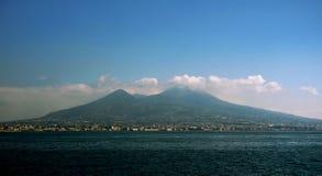 Ηφαίστειο του Βεζούβιου στοκ φωτογραφία με δικαίωμα ελεύθερης χρήσης