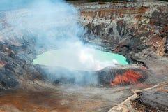 ηφαίστειο Στοκ εικόνα με δικαίωμα ελεύθερης χρήσης