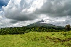 Ηφαίστειο Arenal στη Κόστα Ρίκα Στοκ φωτογραφία με δικαίωμα ελεύθερης χρήσης