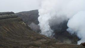 Ηφαίστειο Aso, Ιαπωνία Στοκ Εικόνες