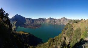 Ηφαίστειο Baru Jari στοκ εικόνα με δικαίωμα ελεύθερης χρήσης