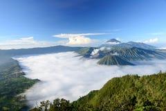 Ηφαίστειο Bromo στην Ινδονησία Στοκ Φωτογραφίες