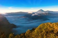 ηφαίστειο bromo gunung Στοκ φωτογραφία με δικαίωμα ελεύθερης χρήσης