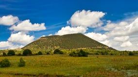 Ηφαίστειο Capulin στο Νέο Μεξικό στοκ εικόνες με δικαίωμα ελεύθερης χρήσης