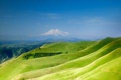 Ηφαίστειο Elbrus Στοκ φωτογραφία με δικαίωμα ελεύθερης χρήσης