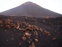 Ηφαίστειο Fogo 2 Στοκ Φωτογραφία