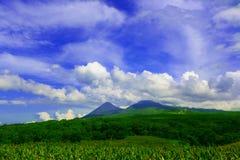 Ηφαίστειο Izalco, Ελ Σαλβαδόρ Στοκ εικόνα με δικαίωμα ελεύθερης χρήσης