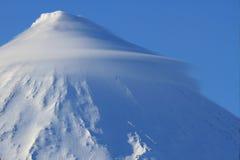 Ηφαίστειο Klyuchevskaya Sopka Στοκ Φωτογραφίες