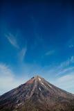 Ηφαίστειο Koryak Στοκ φωτογραφία με δικαίωμα ελεύθερης χρήσης