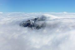Ηφαίστειο Koryakskiy Στοκ φωτογραφία με δικαίωμα ελεύθερης χρήσης