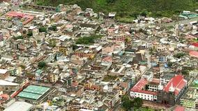 Ηφαίστειο Pasochoa απόθεμα βίντεο