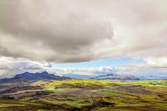Ηφαίστειο Ruminahui στον Ισημερινό Στοκ εικόνα με δικαίωμα ελεύθερης χρήσης