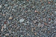 Ηφαιστειακά χαλίκια Στοκ Εικόνες