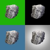 Ηφαιστειακή πέτρα λάβας Στοκ Φωτογραφία