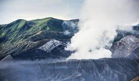 Ηφαιστειακός κρατήρας ΑΜ Bromo στοκ φωτογραφία με δικαίωμα ελεύθερης χρήσης