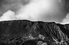 Ηφαιστειακός κρατήρας ΑΜ Bromo στοκ φωτογραφίες