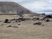 ηφαιστειακός τομέας στοκ εικόνες