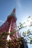 ληφθείς πύργος του Τόκιο του 2011 καλοκαίρι Στοκ εικόνες με δικαίωμα ελεύθερης χρήσης