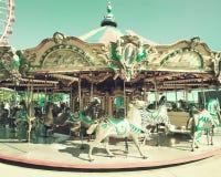 ληφθείς φωτογραφία τρύγος της Γαλλίας Παρίσι ιπποδρομίων Στοκ εικόνα με δικαίωμα ελεύθερης χρήσης