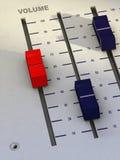 ηχητικός αναμίκτης Απεικόνιση αποθεμάτων