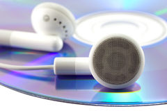 ηχητικός φορητός Στοκ Εικόνα
