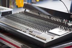 ηχητικός Στοκ φωτογραφία με δικαίωμα ελεύθερης χρήσης