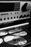 Ηχητικό σύστημα γεια-τελών Στοκ Φωτογραφίες