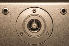 ηχητικό σύστημα εξοπλισμού Στοκ φωτογραφία με δικαίωμα ελεύθερης χρήσης