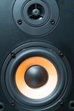 ηχητικό σύστημα εξοπλισμ&omicro Στοκ εικόνες με δικαίωμα ελεύθερης χρήσης