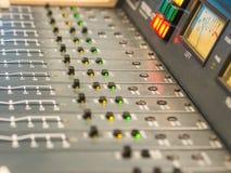 ηχητικό σύστημα Στοκ Εικόνες