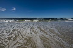 Ηχοβολητές Isand Νήσοι Φώκλαντ Στοκ Εικόνα