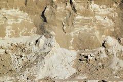 Η άμμος ή το αμμοχάλικο από τον ποταμό στοκ φωτογραφίες