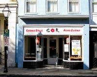 Η άνοιξη κυλά την ασιατική κουζίνα, οδός βασιλιάδων, Τσάρλεστον, Sc Στοκ φωτογραφίες με δικαίωμα ελεύθερης χρήσης