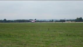 Η άνοδος j-10 απόθεμα βίντεο