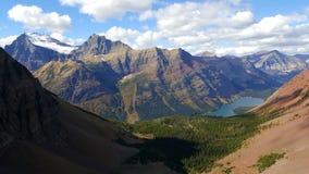 Η άποψη από την άλλη πλευρά της σήραγγας βουνοχιονοκοτών στοκ φωτογραφία