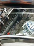 Η άποψη από το μάτι του Λονδίνου Στοκ Εικόνες