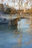 Η άποψη πέρα από τη Ρώμη στοκ φωτογραφία
