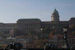 Η άποψη της Βουδαπέστης, έτος 2008 Στοκ φωτογραφία με δικαίωμα ελεύθερης χρήσης