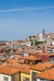 Η άποψη της πόλης του Πόρτο τη θερινή ημέρα Στοκ Φωτογραφία