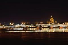 Η άποψη της Annunciation γέφυρας, οι Άγγλοι Στοκ Φωτογραφία