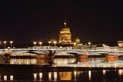 Η άποψη της Annunciation γέφυρας, οι Άγγλοι Στοκ Φωτογραφίες