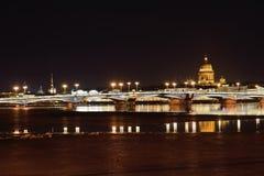 Η άποψη της Annunciation γέφυρας, οι Άγγλοι Στοκ εικόνες με δικαίωμα ελεύθερης χρήσης