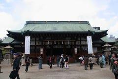 Η λάρνακα Ōsaka Tenmangū στοκ φωτογραφίες