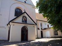 Η λάρνακα της κυρίας Kazimierz μας, η εκκλησία Annunciation Στοκ εικόνα με δικαίωμα ελεύθερης χρήσης