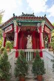 Η λάρνακα Heung Yue στο ναό αμαρτίας Wong Tai Στοκ εικόνα με δικαίωμα ελεύθερης χρήσης