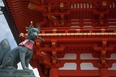 Η λάρνακα Inari Fushimi Στοκ Φωτογραφία