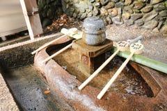 Η λάρνακα Inari Fushimi Στοκ φωτογραφία με δικαίωμα ελεύθερης χρήσης