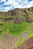 Η άρπα, μέρος του αμφιθεάτρου, από το λιμένα Reostan, υπερυψωμένο μονοπάτι γιγάντων Στοκ Φωτογραφίες